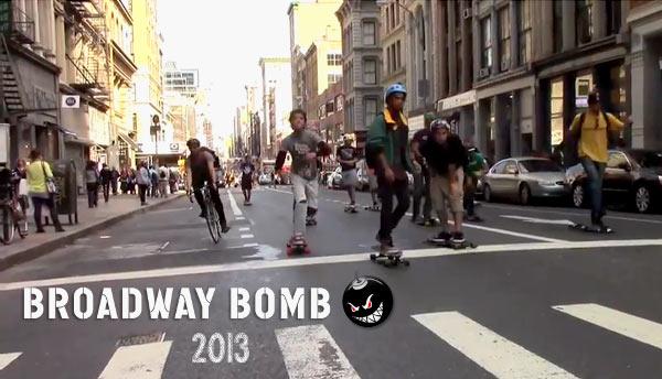 Broadway Bomb 2013