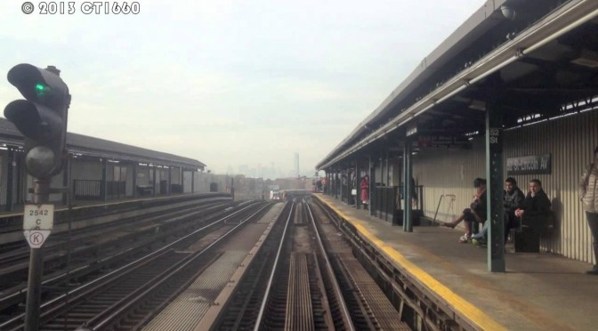 NYC Subway – Flushing Line