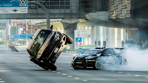 Ken Block's Gymkhana Eight – Dubai